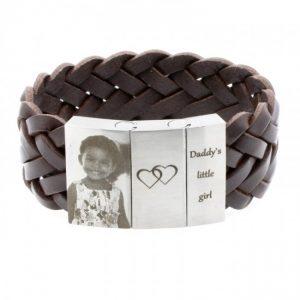 armband met foto