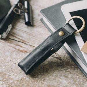 Sleutelhanger met USB oplaadkabel