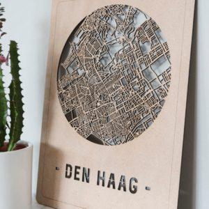 stadskaart Den Haag