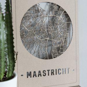 stadskaart Maastricht