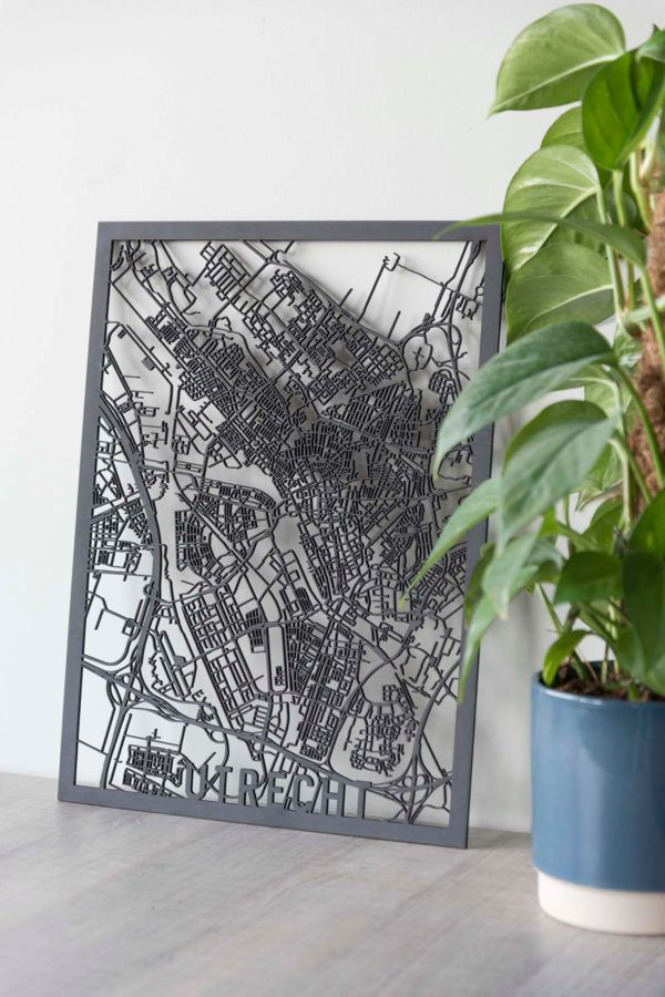 stadskaart Utrecht