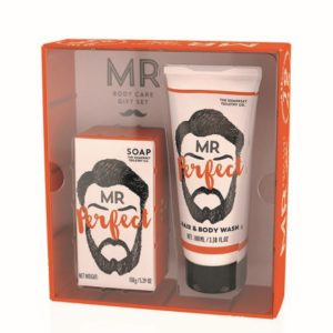 Giftset 'Mr Perfect'