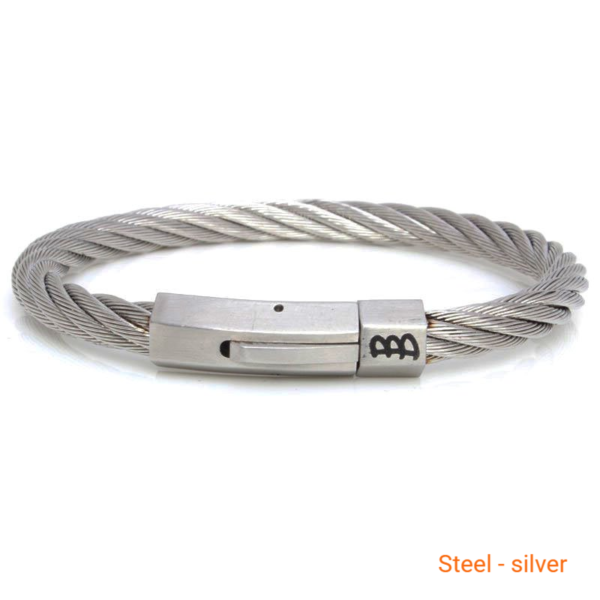ST001 silver
