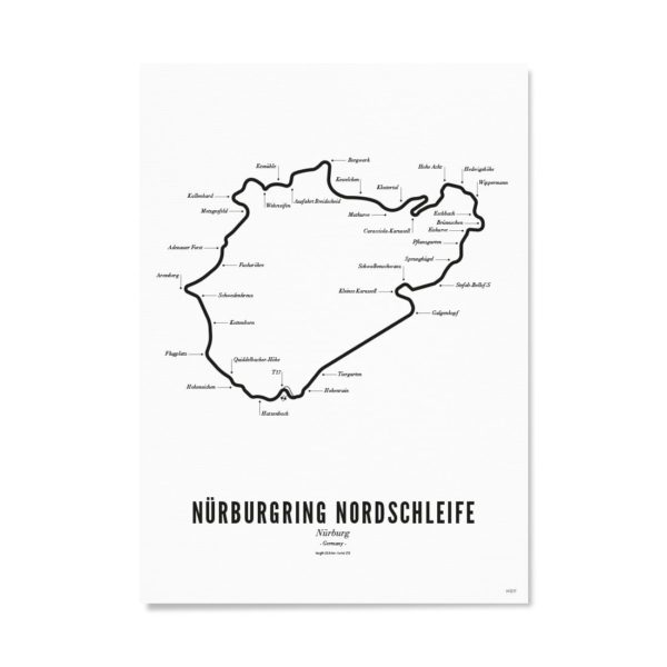 Nürburgring-wit