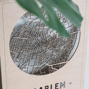 stadskaart Haarlem