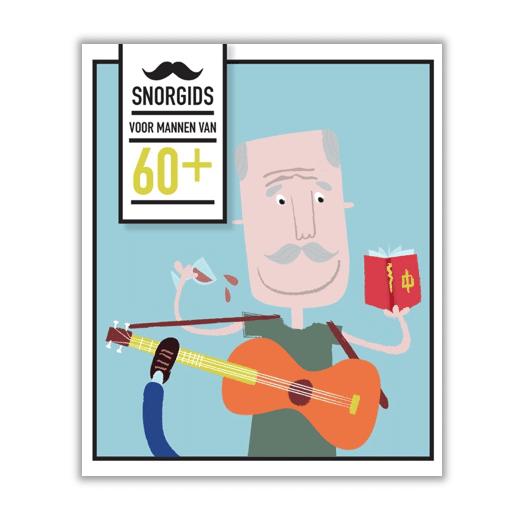 Snorgids voor mannen van 60+