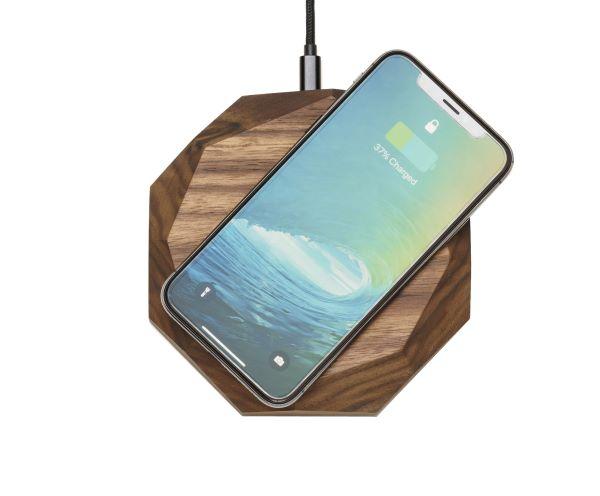 draadloze oplader voor IQ smartphones