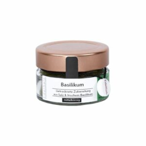Himalayazout met basilicum