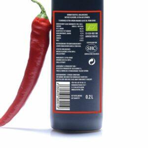 chilli olijfolie
