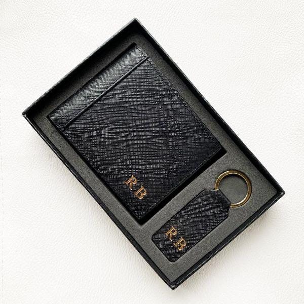 portemonnee+sleutelhanger set1