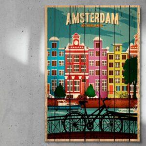 print op hout amsterdam