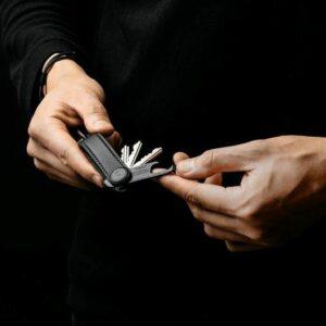 Orbitkey sleutelorganizer cactus multi-tool
