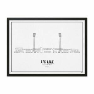 Stadion De Meer van AFC Ajax