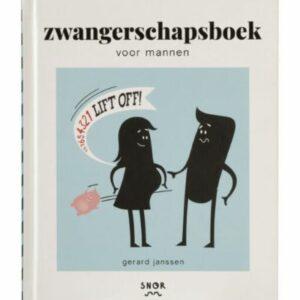zwangerschapsboek voor mannen