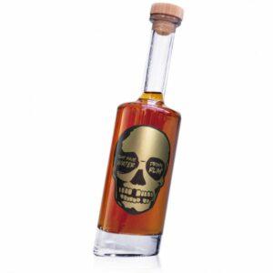 Gepersonaliseerde rum met Gouden Skull